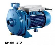 Μονοβάθμια φυγοκεντρική αντλία Foras σειράς KM (50-310)