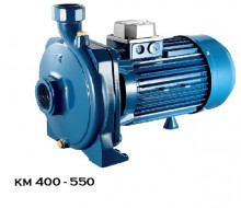 Μονοβάθμια φυγοκεντρική αντλία Foras σειράς KM (400-550)